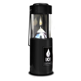 UCO Original Candle Lantern black anodised